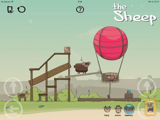 Screenshot - the Sheeps HD