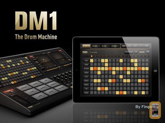 Screenshot - DM1 - The Drum Machine