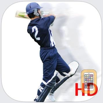 Cricket Coach Plus HD by Zappasoft Pty Ltd (Universal)