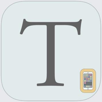 Typography Insight by BRDY Studios, LLC (iPad)