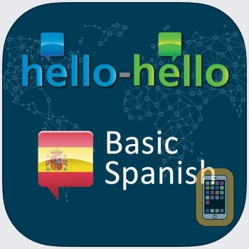 Basic Spanish (for iPhone) by Hello-Hello (iPhone)