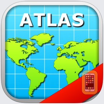 Atlas for iPad Free by Appventions (iPad)