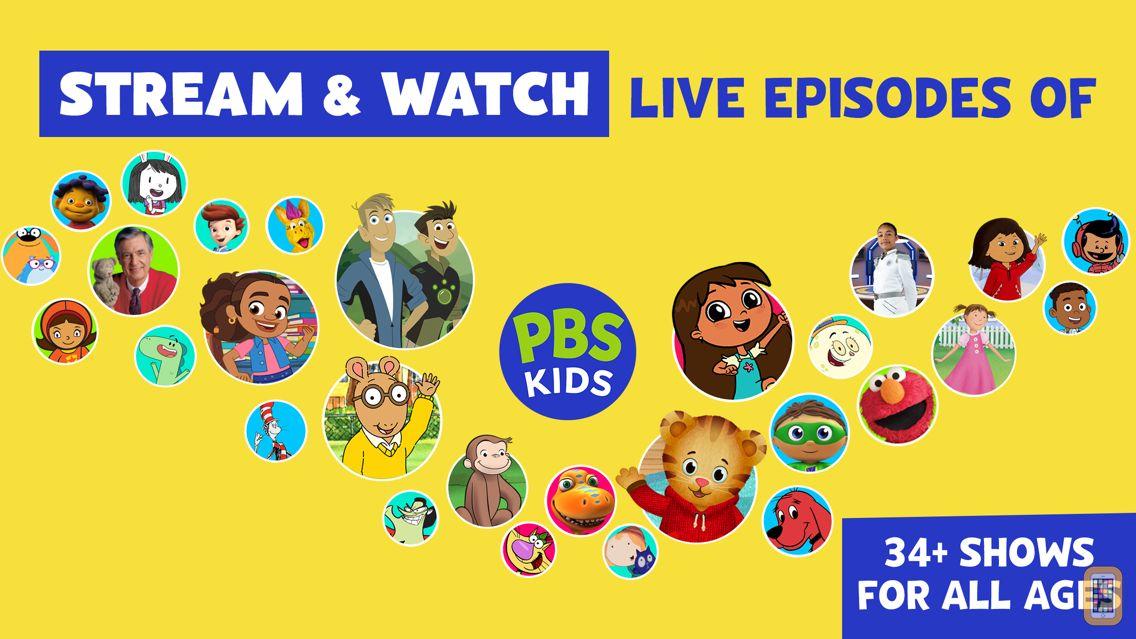 Screenshot - PBS KIDS Video