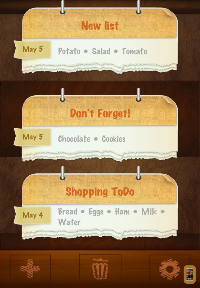 Screenshot - Shopping To-Do Pro (Grocery List)
