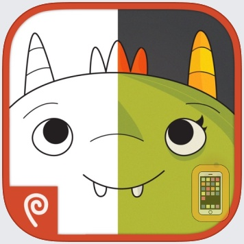 Monster Coloring Book by Playtend Apps LLP (Universal)