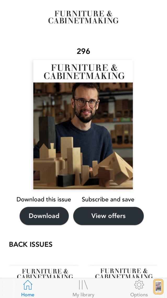 Screenshot - Furniture & Cabinetmaking