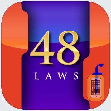 Mastering the 48 Laws of Power by Adaptive Mentoring Systems Inc. (iPhone)