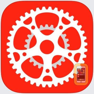 Bike Tracks by Core Coders Ltd (iPhone)