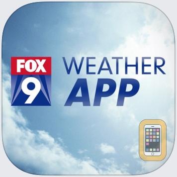 FOX 9 Weather – Radar & Alerts by Fox/UTV Holdings, Inc on behalf of its television station KMSP. (Universal)