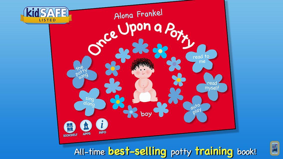 Screenshot - Once Upon a Potty: Boy