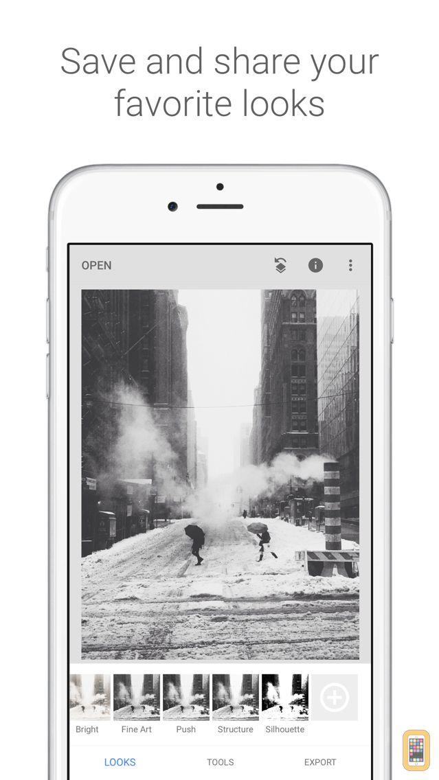 Screenshot - Snapseed