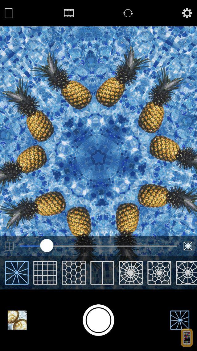 Screenshot - KaleidaCam