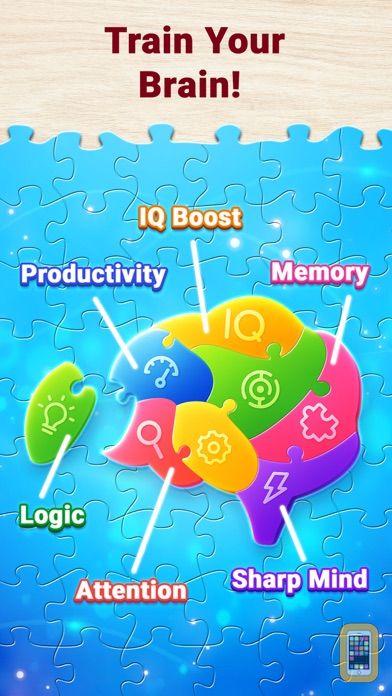 Screenshot - Magic Jigsaw Puzzles