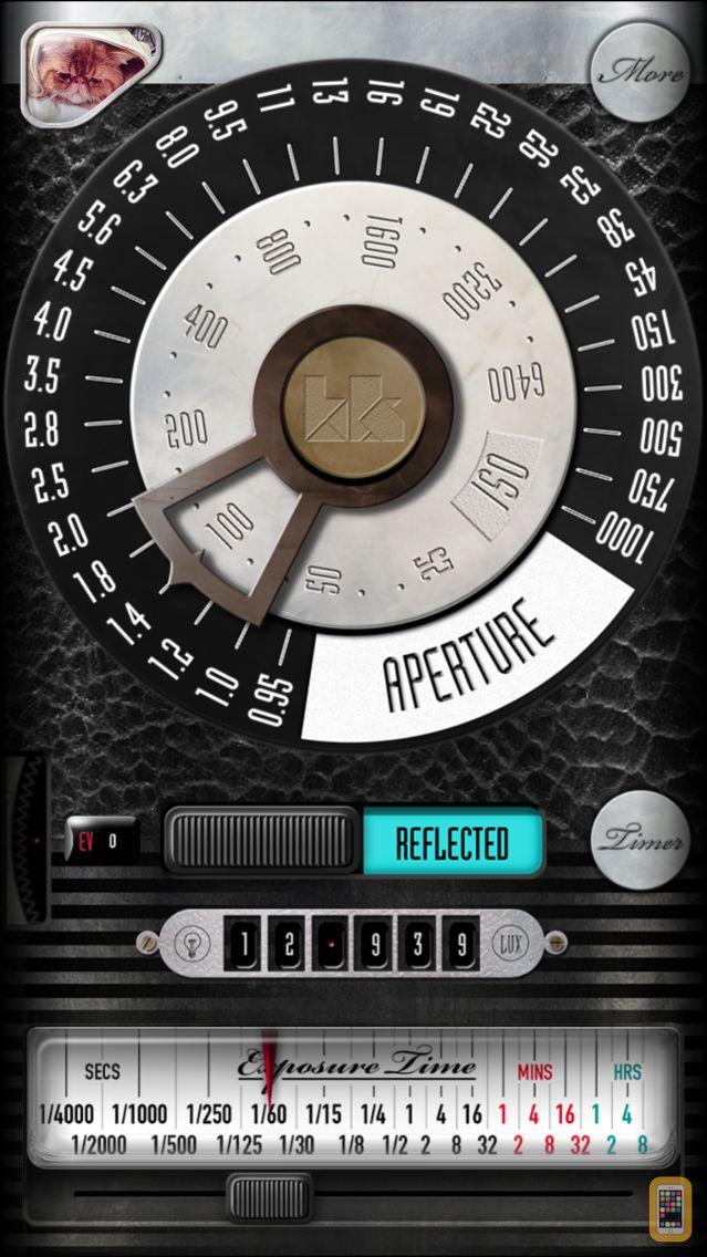 Screenshot - FotometerPro