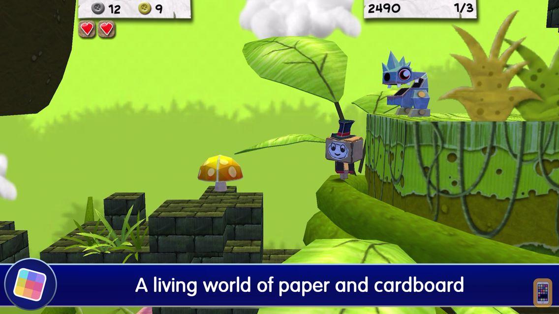 Screenshot - Paper Monsters