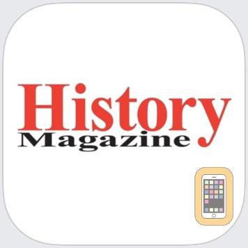HISTORY MAGAZINE by Magazinecloner.com US LLC (Universal)