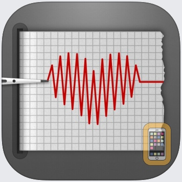 Cardiograph Classic by MacroPinch Ltd. (Universal)