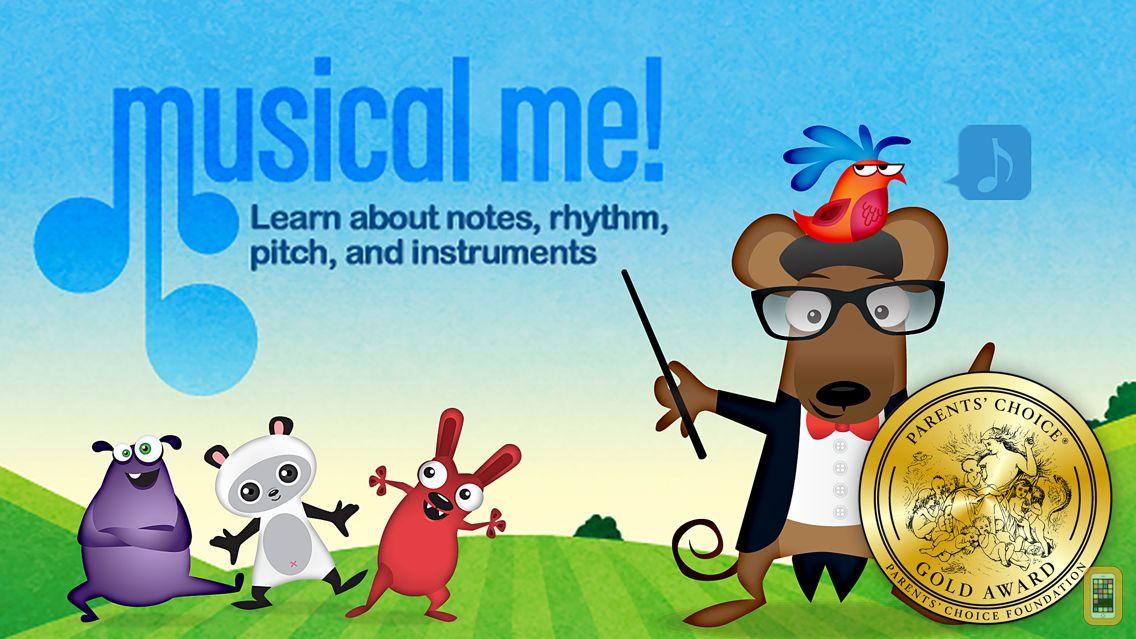 Screenshot - Musical Me! - by Duck Duck Moose