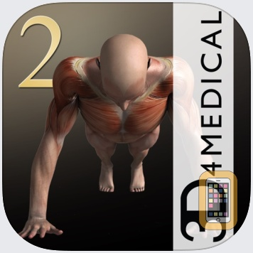 iMuscle 2 - iPhone Edition by 3D4Medical.com, LLC (iPhone)