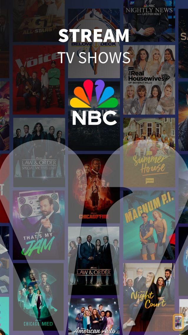 Screenshot - The NBC App – Stream TV Shows