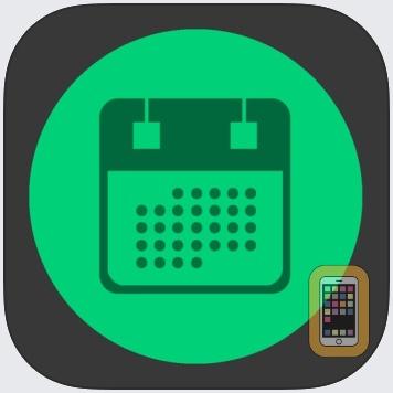 Visual Calendar by Mate Szoke (iPhone)