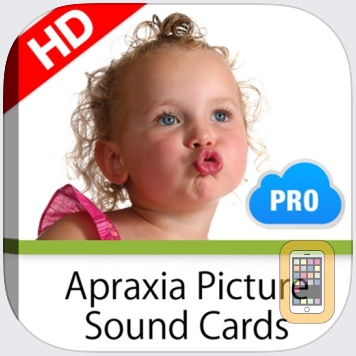 Apraxia Picture Sound Cards APSC Pro by Foundations Developmental House, LLC (iPad)