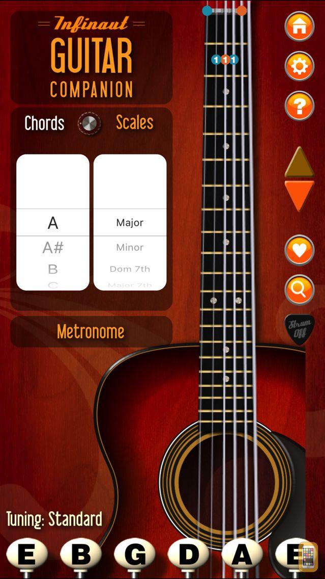 Screenshot - Guitar Companion