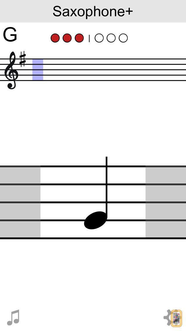 Screenshot - Saxophone+
