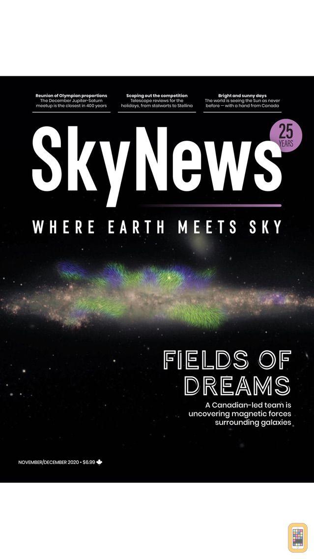Screenshot - SkyNews Magazine