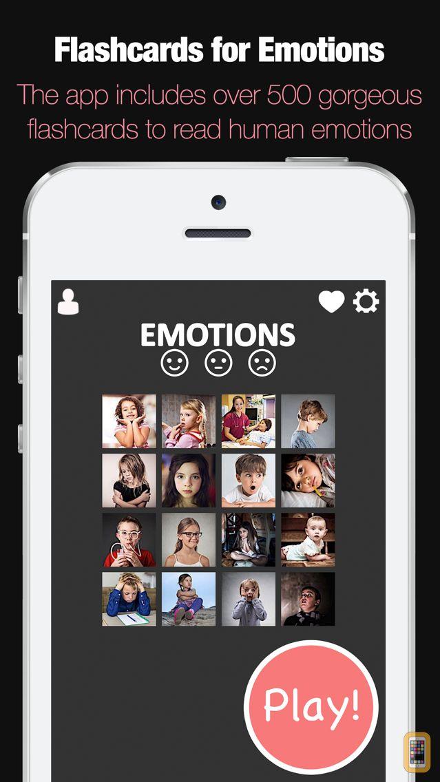 Screenshot - ABA Flash Cards & Games - Emotions