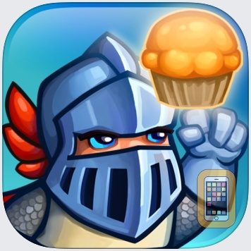 Muffin Knight by Angry Mob Games (Universal)