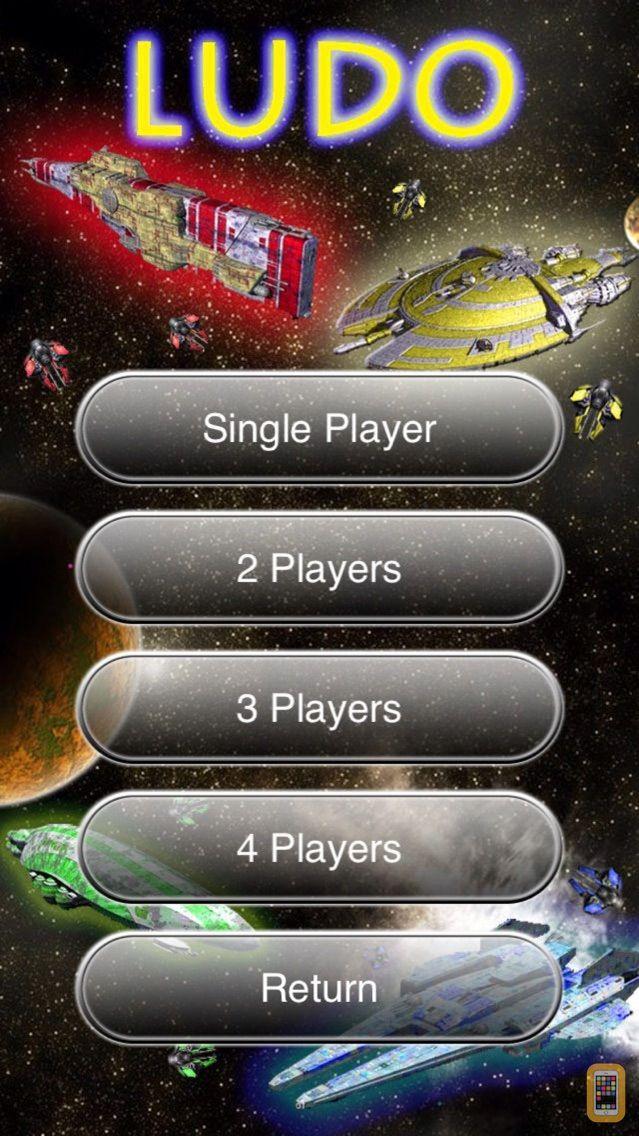 Screenshot - Future Ludo