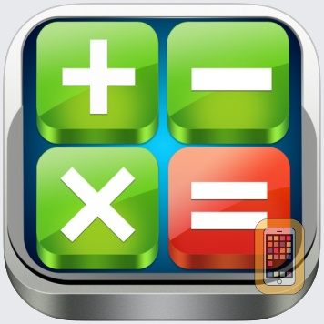 Calculator Easy HD by 良峰 侯 (Universal)