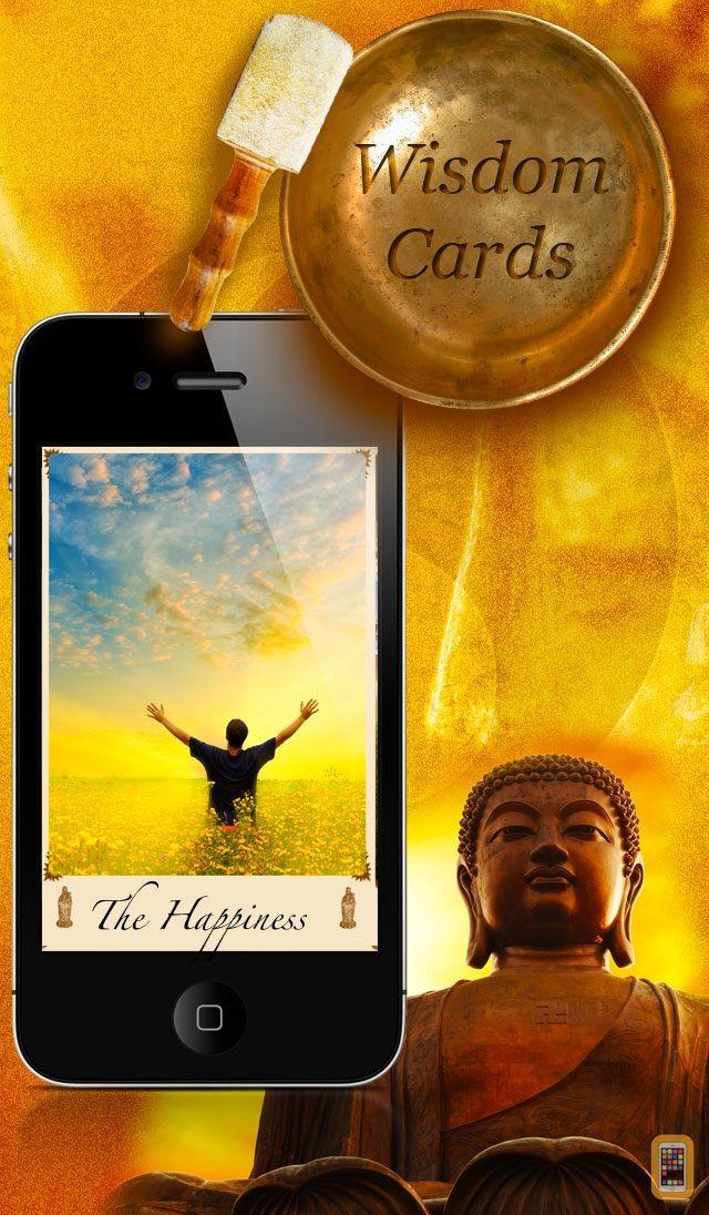 Screenshot - Wisdom Cards - Spiritual Guide