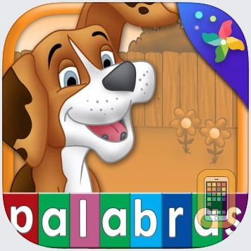 Spanish First Words with Phonics by Pinwheel Labs (Universal)