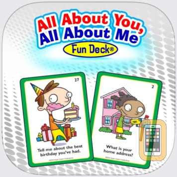 All About You All About Me Fun Deck by Super Duper Publications (Universal)