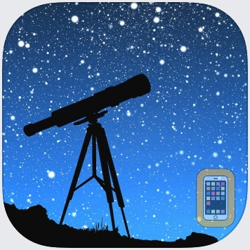 StarTracker HD - Mobile SkyMap by Shen Ji Pan (iPad)