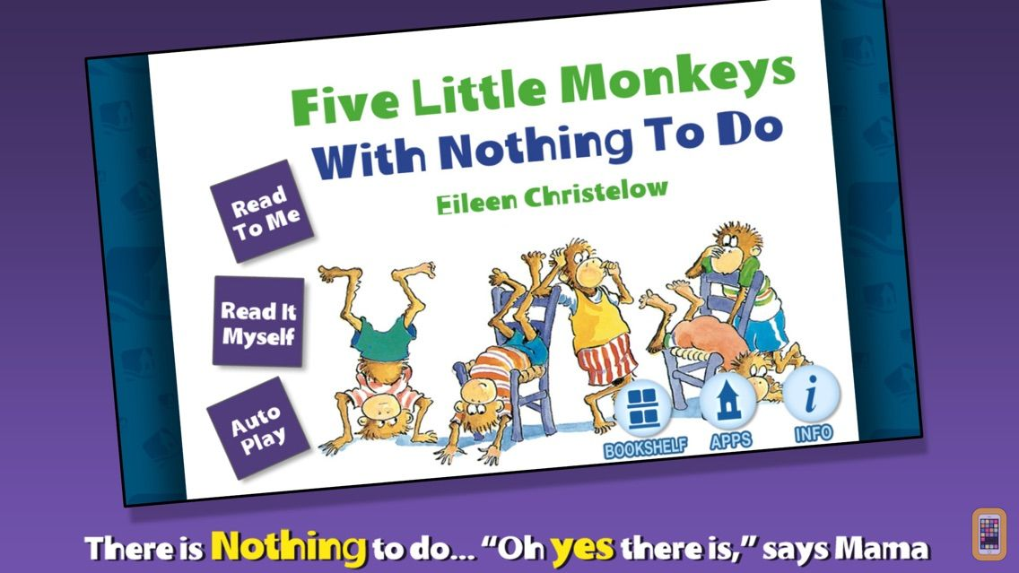 Screenshot - Five Little Monkeys With Nothing to Do