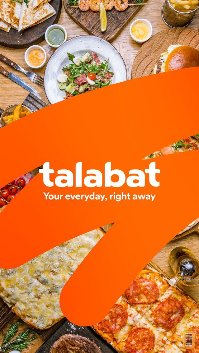 Screenshot - talabat: Food & Grocery order