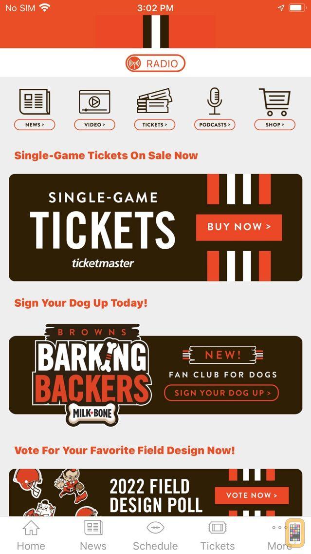 Screenshot - Cleveland Browns