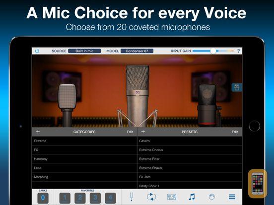 Screenshot - VocaLive for iPad