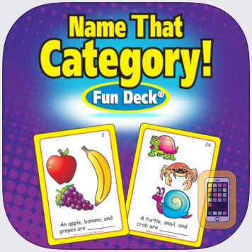 Name That Category Fun Deck by Super Duper Publications (Universal)