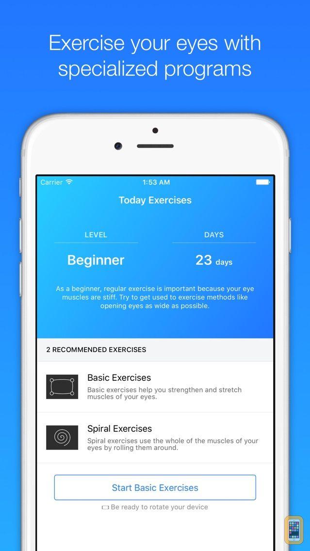 Screenshot - Eye Exerciser - Eye Training