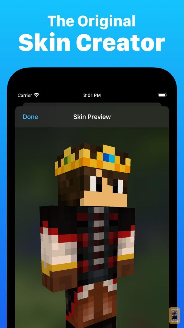 Screenshot - Skin Creator: for Minecraft PE