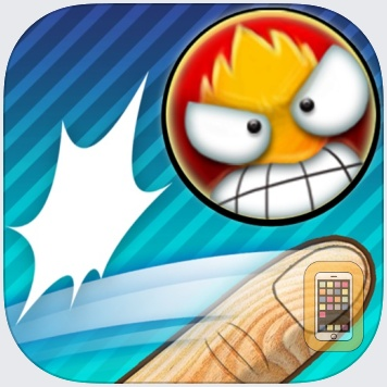 Flick Home Run ! by infinity pocket (iPhone)