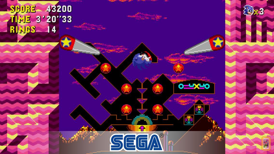 Screenshot - Sonic CD Classic