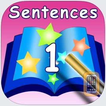 SENTENCE READING MAGIC-Reading Short Vowel CVC words by PRESCHOOL UNIVERSITY (Universal)