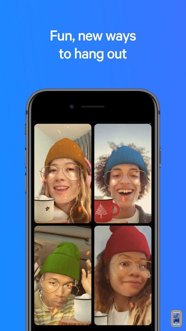 Screenshot - Messenger