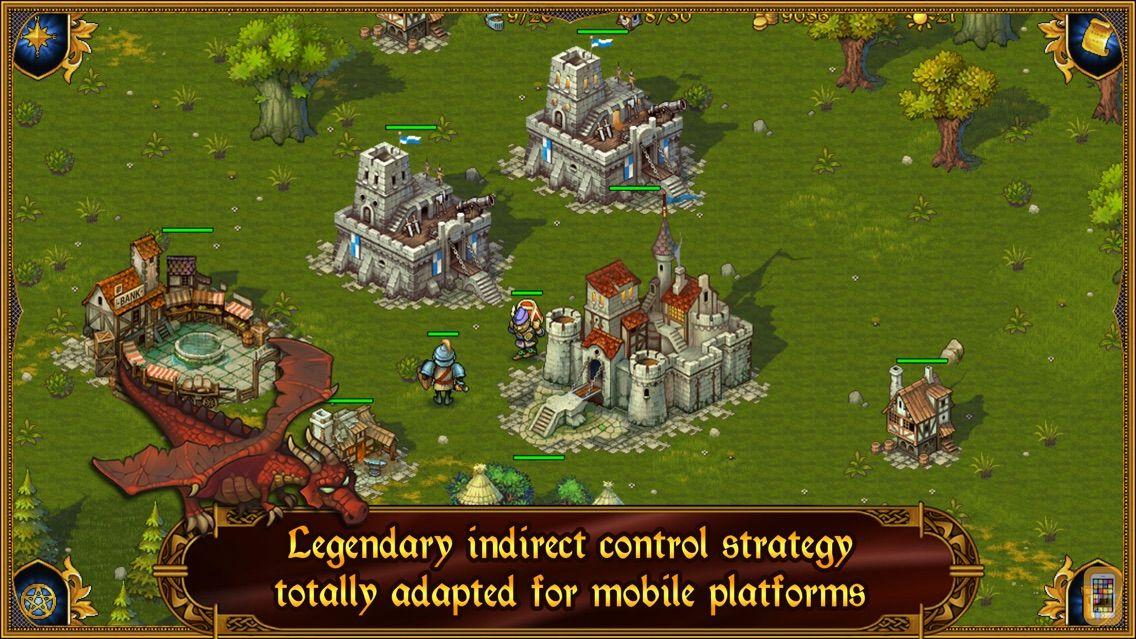 Screenshot - Majesty: Fantasy Kingdom Sim