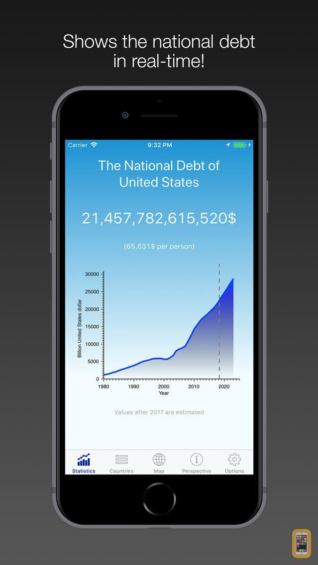 Screenshot - National Debt